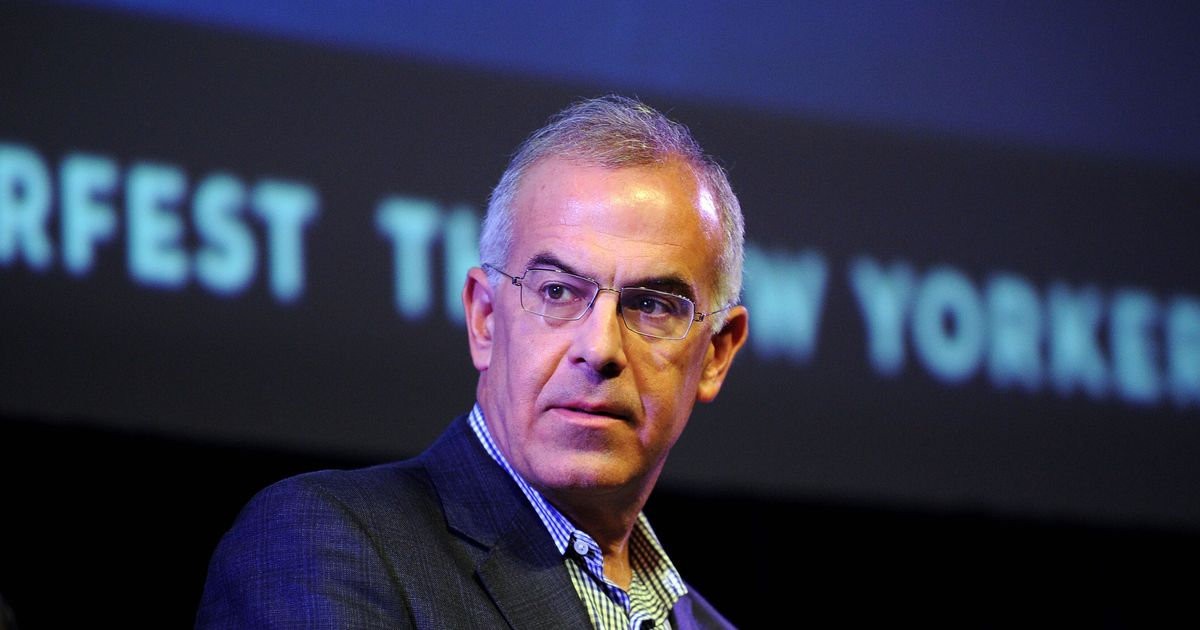 David Brooks Has Done the David Brooks Thing Again