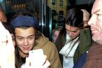 Harry Styles Goes to Therapy With a Kardashian; the Carrie Bradshaws Meet at Michael's