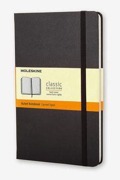 Moleskine Classic Notebook, Medium