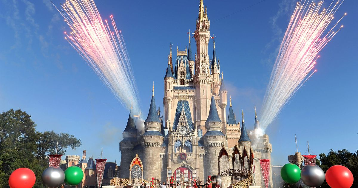 Disney World Reopens Amid Coronavirus, Because It's a Perverse World After All