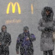 McDonald's New Menus Monitor the Weather, Trick You Into Spending More Money
