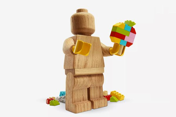 LEGO® Wooden Minifigure