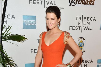 Actress Cobie Smulders