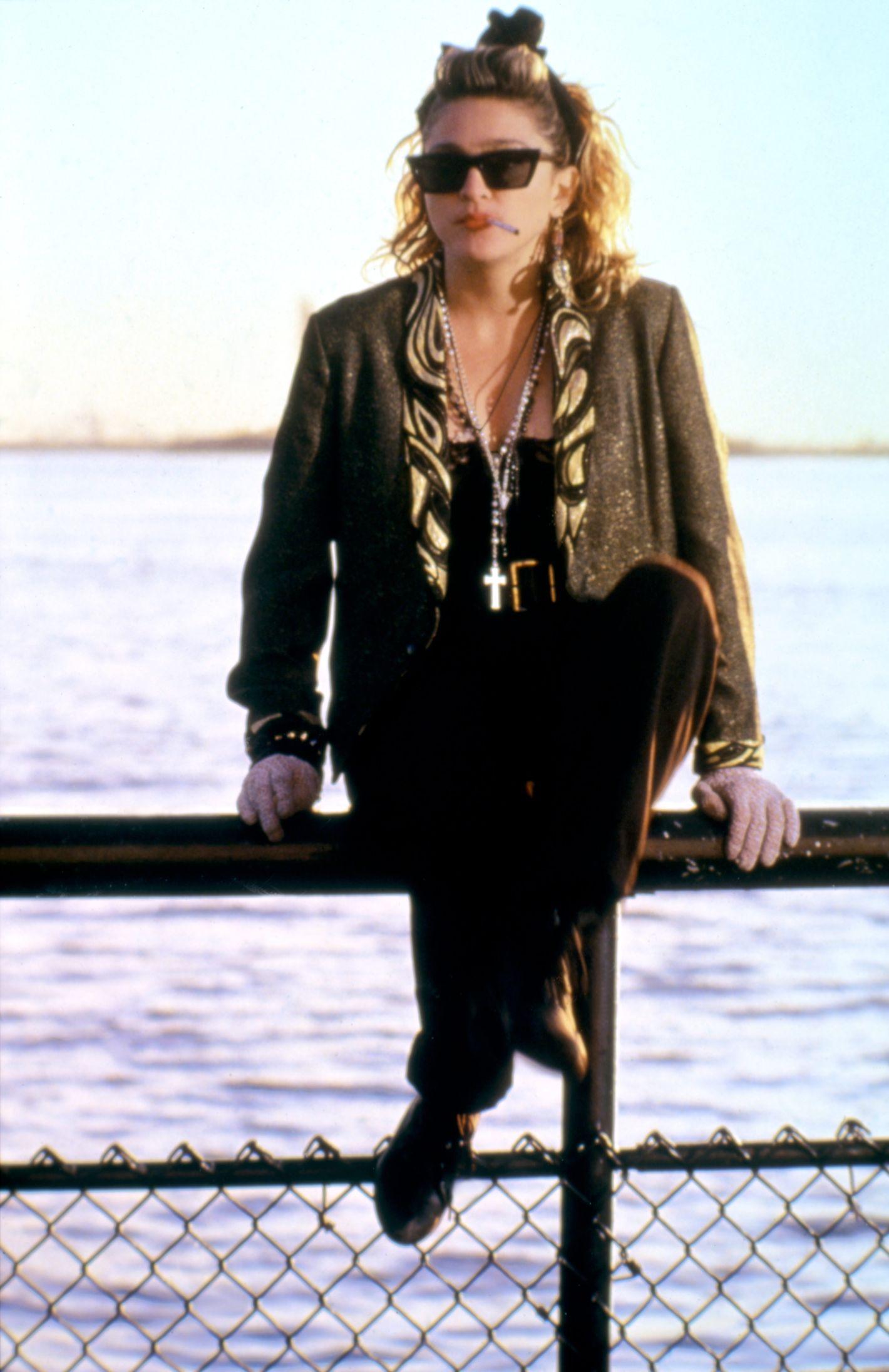 cd55142fdc84 In Praise of Madonna s DGAF Style in Desperately Seeking Susan