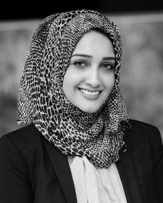Zainab Merchant.