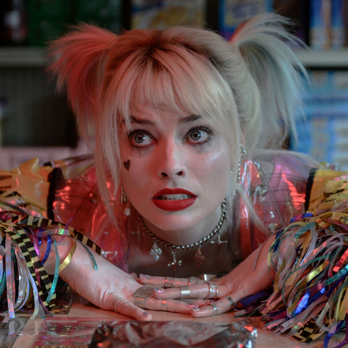 Watch Birds Of Prey And Put Some Glitter On