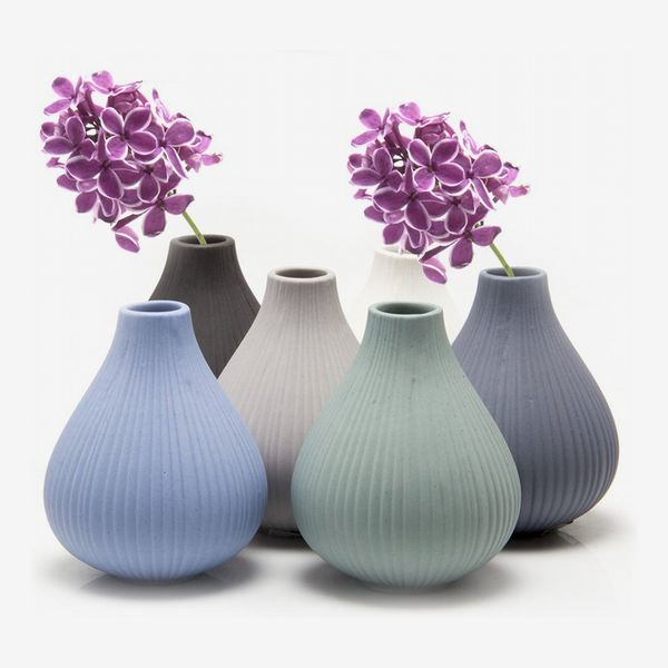 Chive Set of 6 Decorative Vases