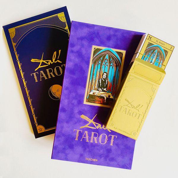 Dalí Tarot Cards