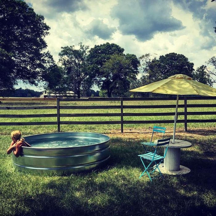 Mansion Pools Close Up: What Are Stock Tank Pools And How Do I Make One?