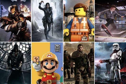 What are the popularity of computer games ?