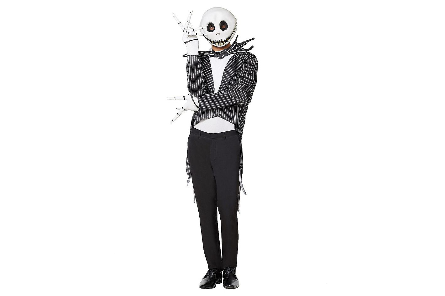 The Nightmare Before Christmas Adult Jack Skellington Costume