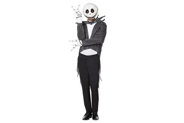 The Nightmare Before Christmas Adult Jack Skellington Costume