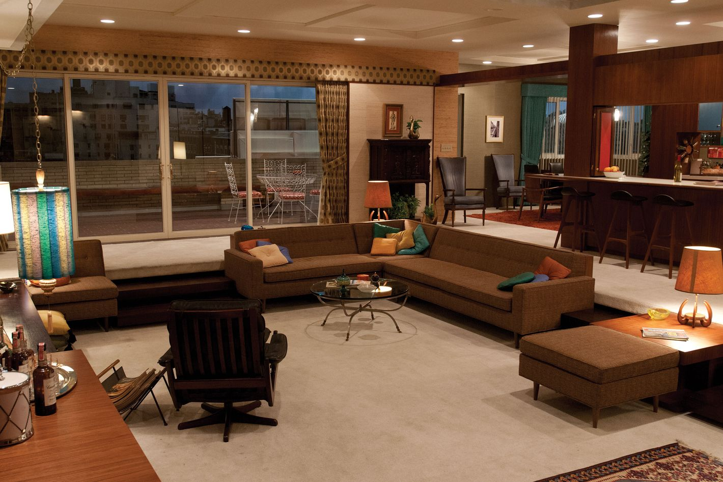 How To Design A Set Mad Men Scandal And The Americans Slideshow Vulture
