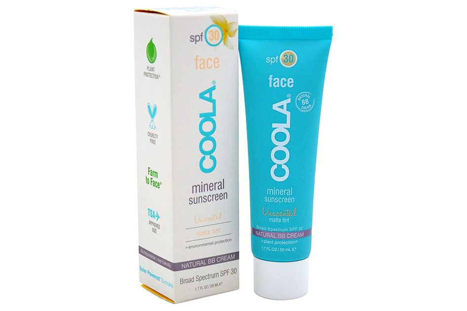 Coola Suncare Mineral Face SPF 30 Sunscreen Matte
