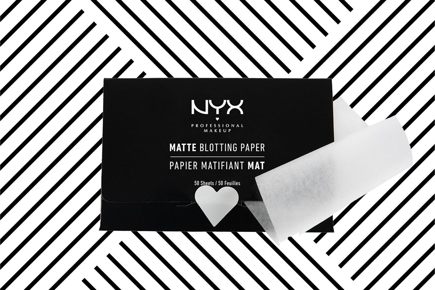 NYX Professional Makeup Matte Blotting Papers