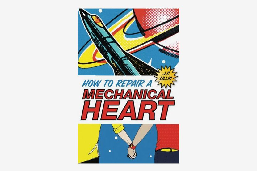 How To Repair A Mechanical Heart By JC Lillis At Amazon