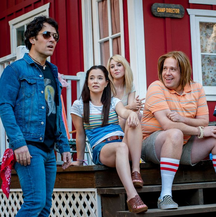 ea6e88e8396 Wet Hot American Summer  First Day of Camp and the Complications of Revivals