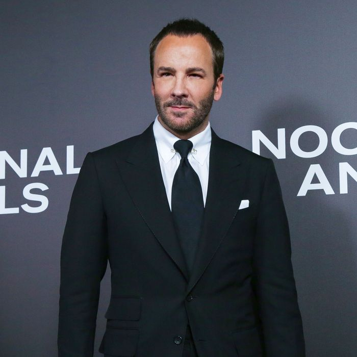 10ed5d24c4f8 Tom Ford Knows Fashion Is Fickle But Film Lasts Forever