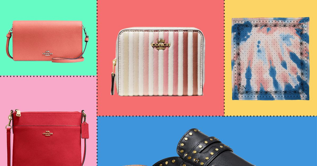 3d3d27242 The Best Things Under $100 From Coach's Summer Sale
