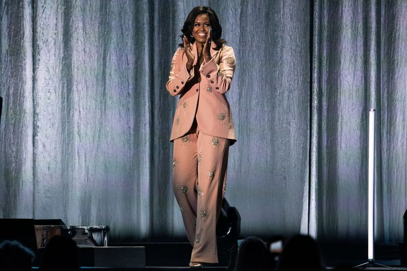 Who Is Michelle Obama Now? Ask Her Pants.