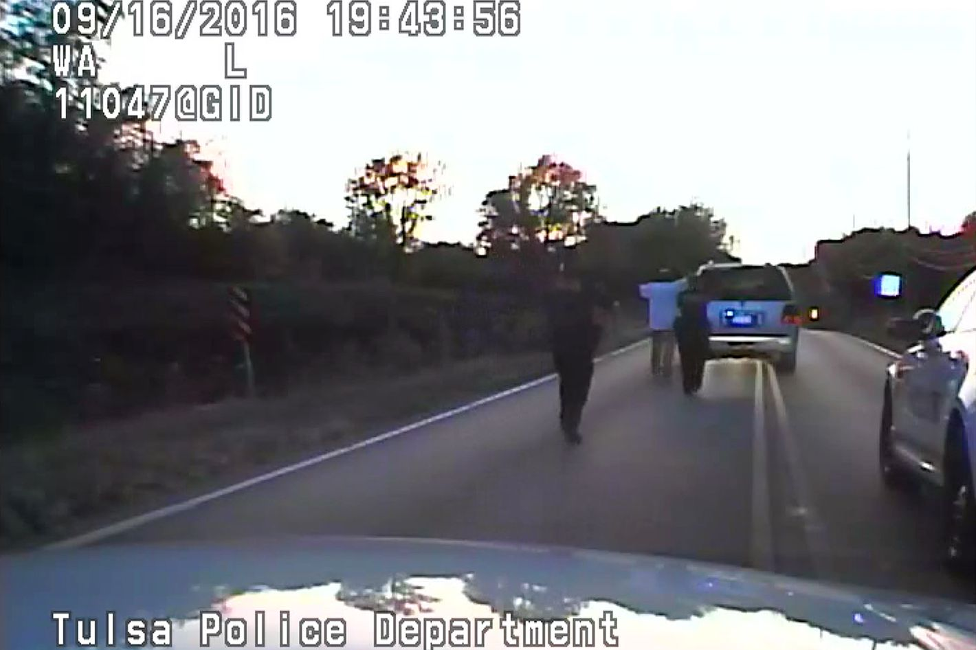 Department of Justice, Oklahoma Launch Investigation into Death of Terence Crutcher