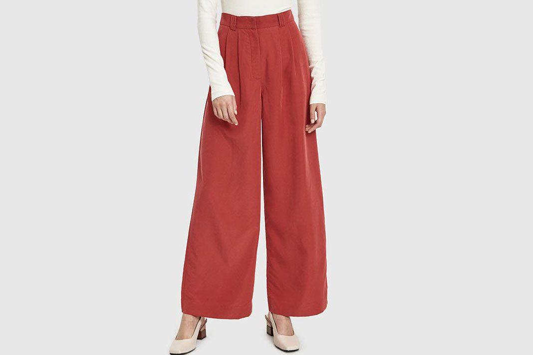 Paloma Wool Tuco Pleated Pant