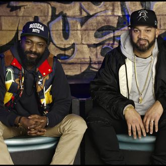 Showtime's Desus and Mero Late-Night Show February Premiere
