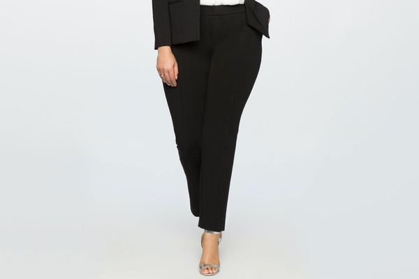 Eloquii 9-to-5 Stretch Work Pant