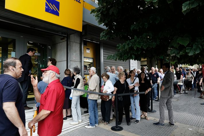 Banks Open For Pensioners
