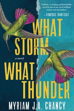 What Storm, What Thunder by Myriam J.A. Chancy