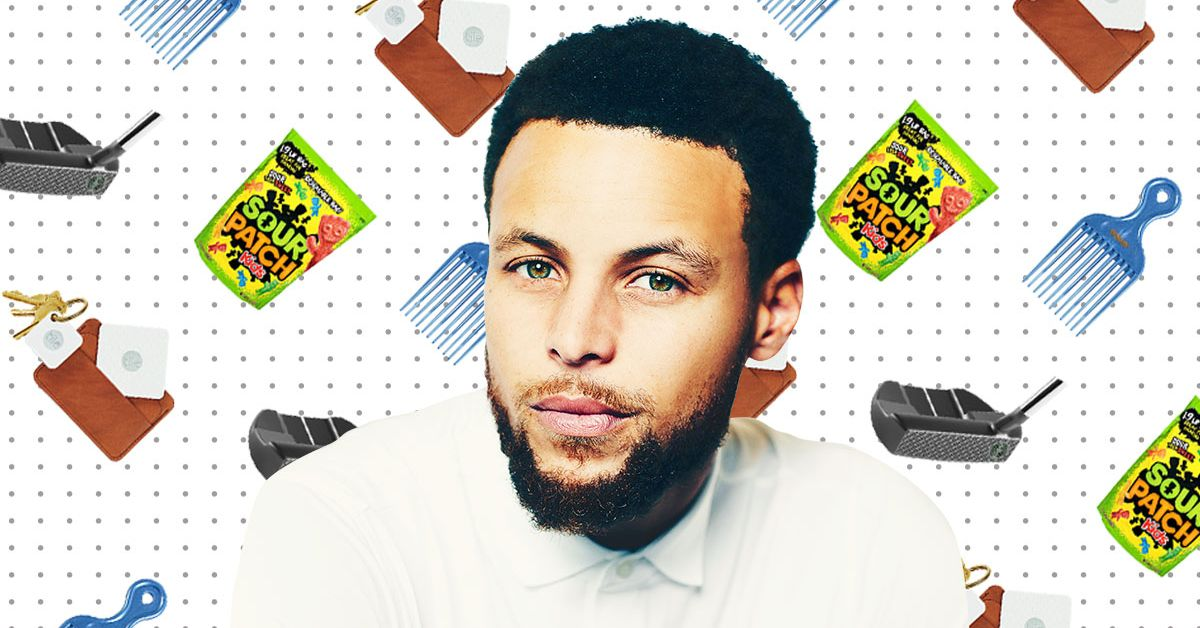 What Steph Curry Can't Live Without