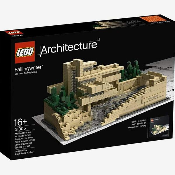 LEGO Architecture Fallingwater, Ages 16+