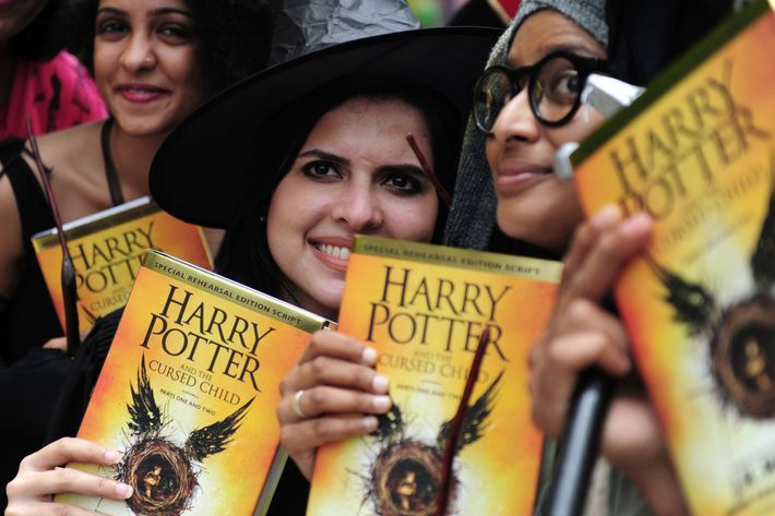 INDIA-BRITAIN-ARTS-LITERATURE-POTTER