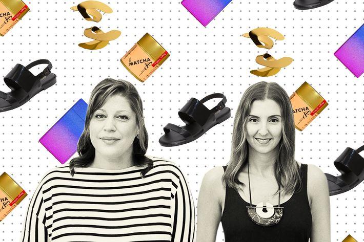 Jill Singer and Monica Khemsurov of Sight Unseen.