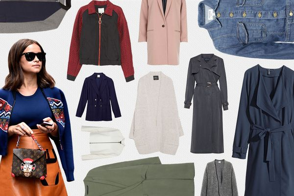 6 Easy Styling Tips for Layering Fall Jackets