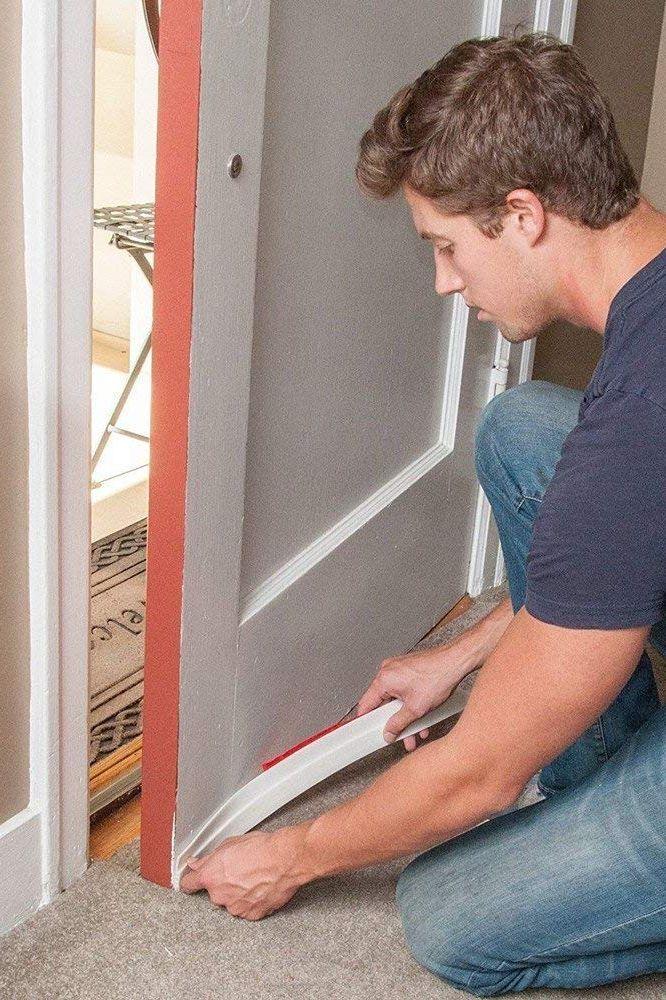 Changlian Self-Adhesive Door Draft Blocker