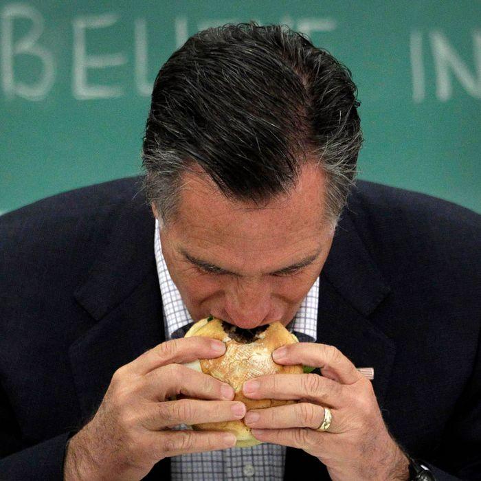 Is that a veggie burger?
