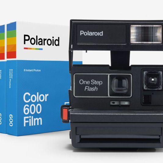 Polaroid Refurbished 600 Square Starter Set