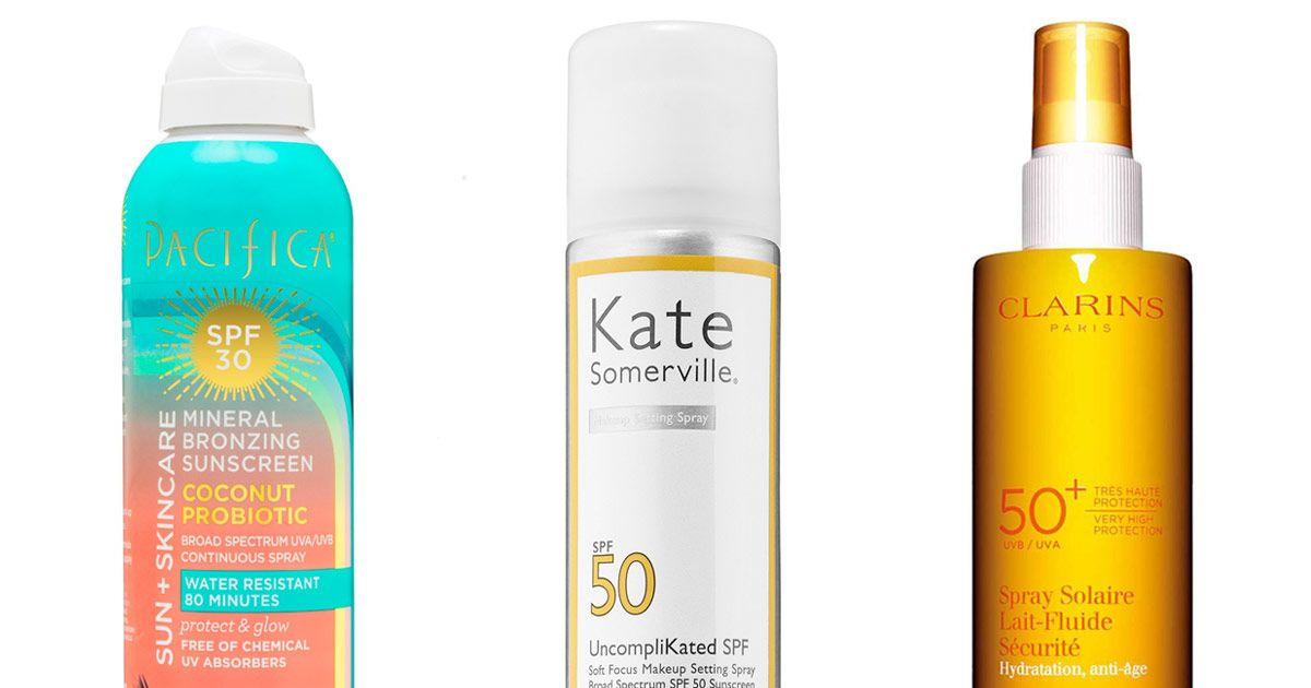 Best Spray On Sunscreen 2019 9 Best Spray On Sunscreens