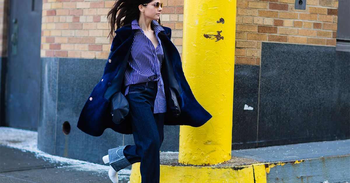 Where to Buy the Attention-Grabbing Jeans We Saw at Fashion Week