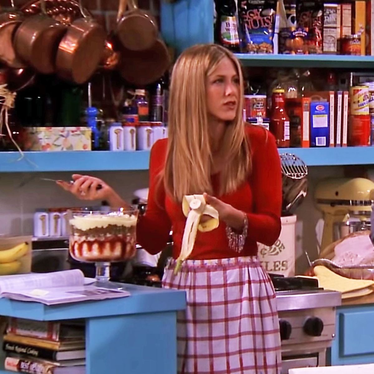 I Made Rachel's English Trifle From 'Friends'