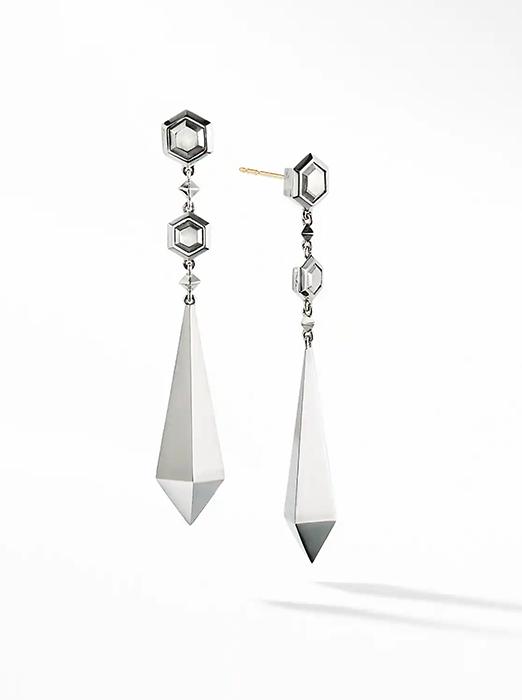 Modern Renaissance Drop Earrings