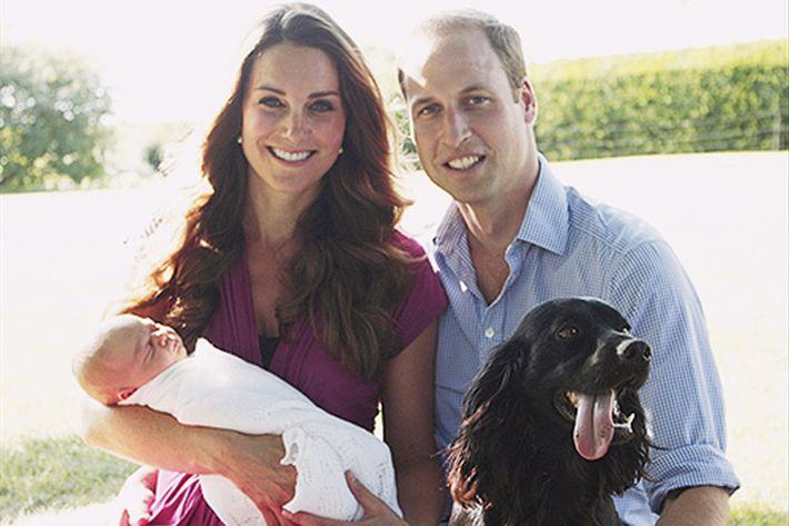 The official royal family portrait.