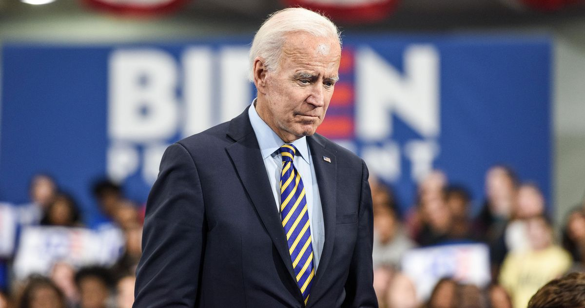 Bidens Vice-President Shortlist Is Shrinking Before Our Eyes