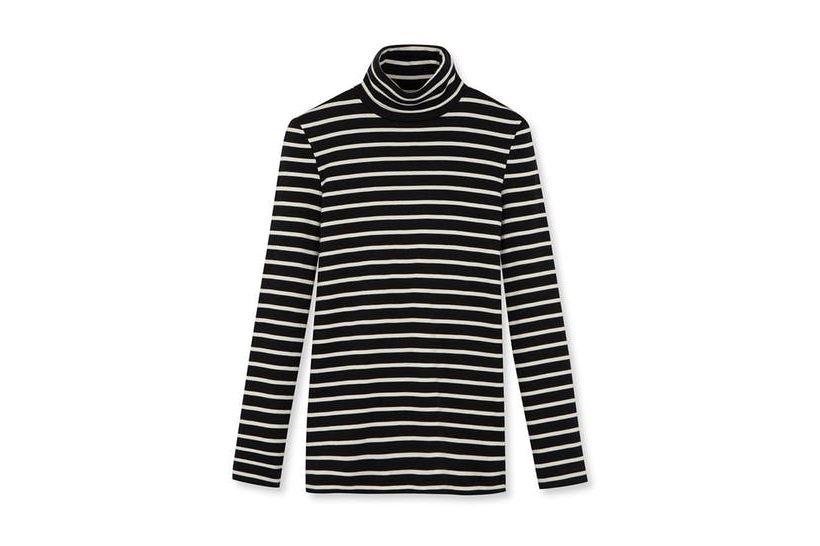 Petit Bateau Women's Striped Undersweater