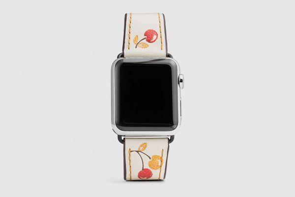 Coach Apple Watch Strap