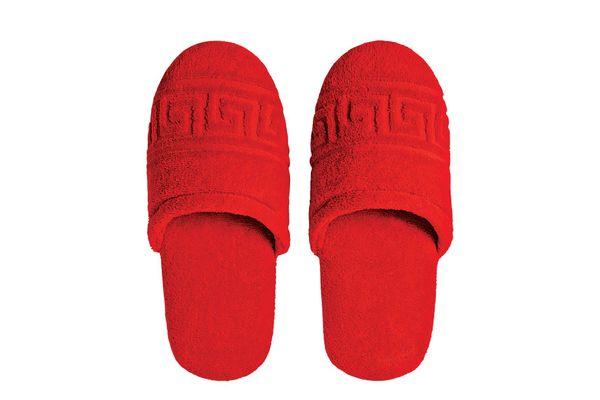 Greca Key Slippers
