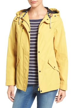 Barbour Headland Waterproof Hooded Raincoat