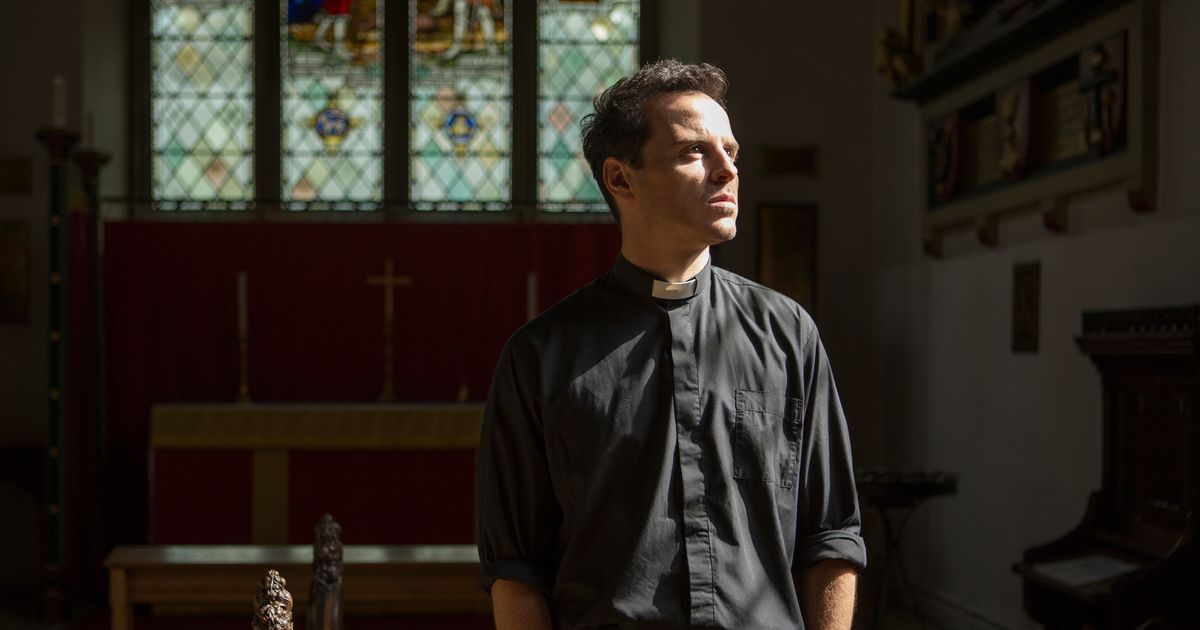The Horniest GIFs of Fleabag's Hot Priest to Disclose at Your Next Confession