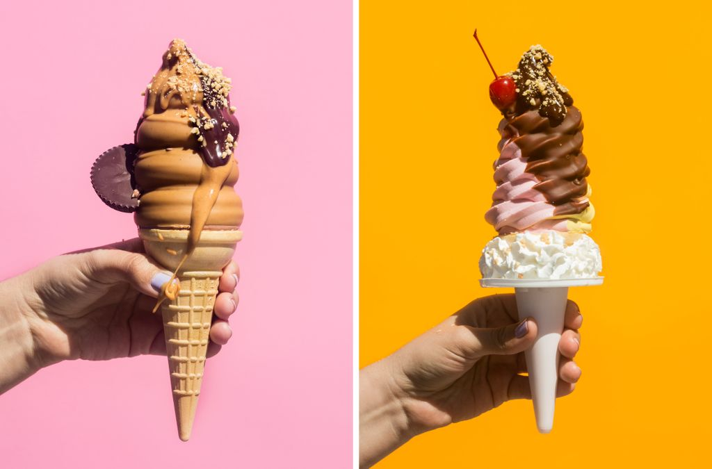 Where to find new ice cream in nyc mister dips will unveil its new soft serve flavors this saturday ccuart Choice Image